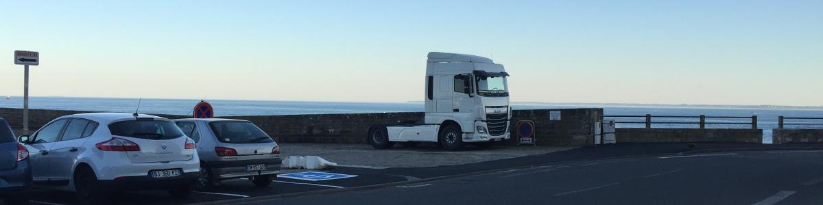 Les transports Benoit Gros en Bretagne
