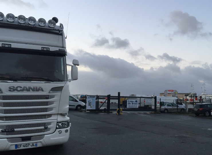 Transports Gros criée Brest